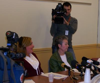 Conférence de presse 10 novembre 2008 Montréal